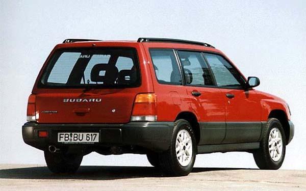 Subaru Forester 2000-2002