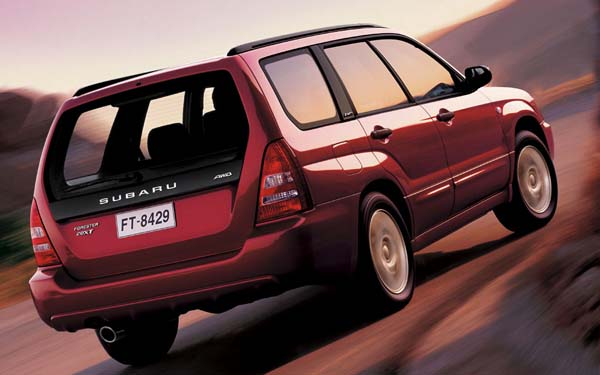 Subaru Forester 2002-2005