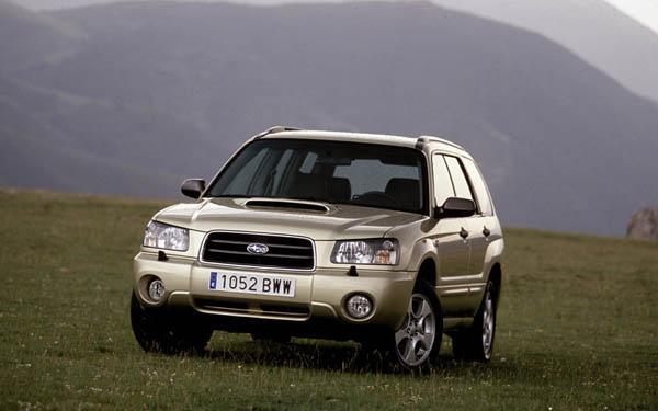 Фото Subaru Forester  (2002-2005)