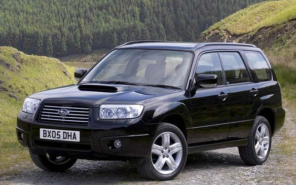 Subaru Forester 2006-2007
