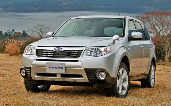 Subaru Forester 2008-2012