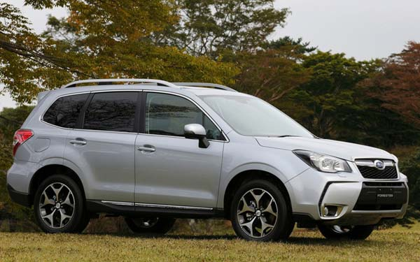 Subaru Forester 2013-2018