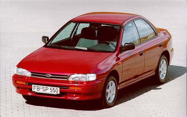 Subaru Impreza 1993-1999