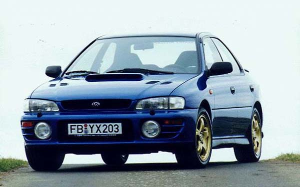 Subaru Impreza Sports Wagon 1993-1999