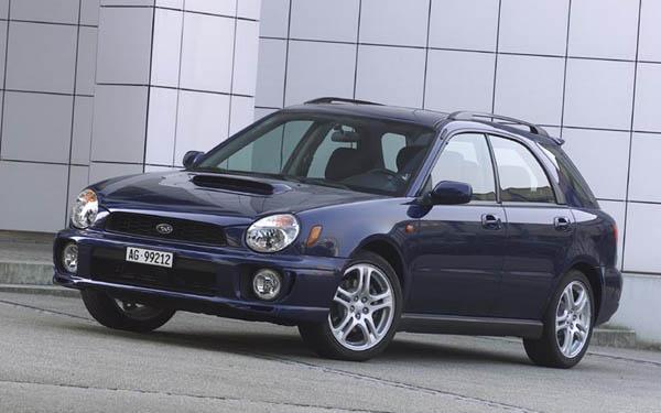 Subaru Impreza SportsCombi 2000-2002