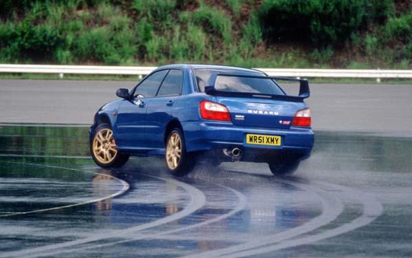 Фото Subaru Impreza WRX  (2000-2002)