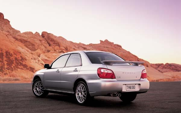 Фото Subaru Impreza  (2003-2005)