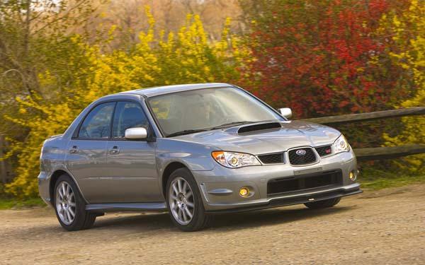 Фото Subaru Impreza  (2006-2007)