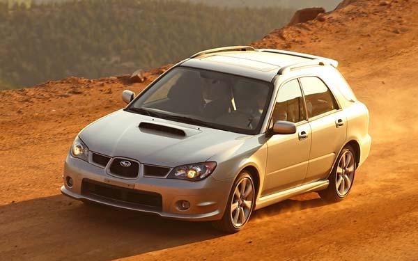 Subaru Impreza SportsCombi 2006-2007