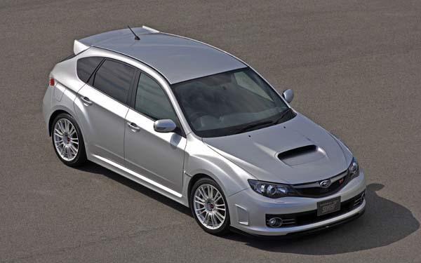 Subaru Impreza WRX STI 2007-2011