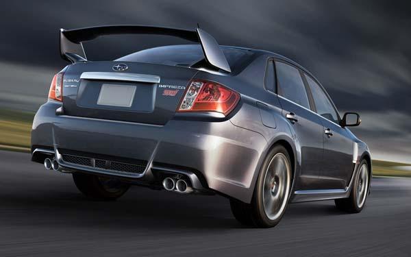 Subaru Impreza WRX STI Sedan 2010-2011