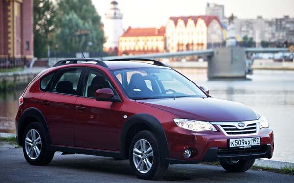 Subaru Impreza XV 2010-2011