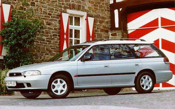 Фото Subaru Legacy Wagon  (1994-1999)