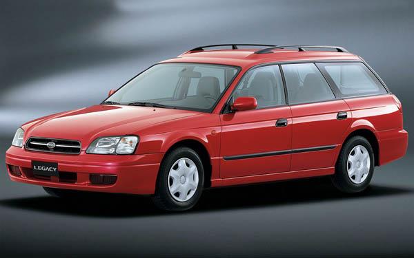 Subaru Legacy Wagon 2000-2002