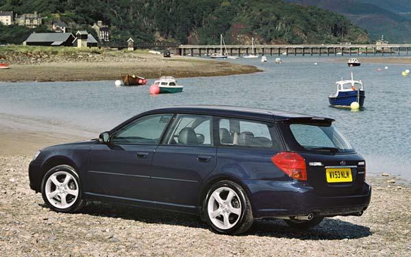 Subaru Legacy Wagon 2003-2006