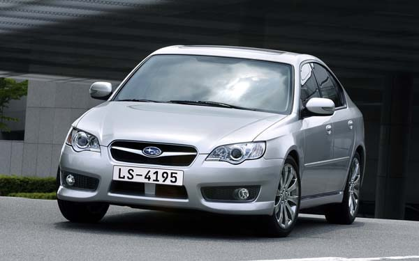 Subaru Legacy 2007-2009