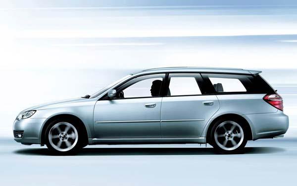 Фото Subaru Legacy Wagon  (2007-2009)