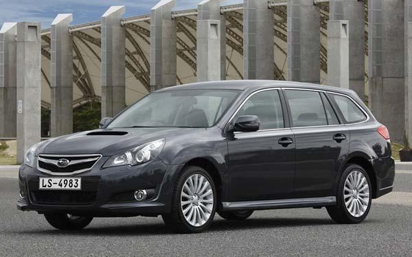 Subaru Legacy Wagon 2010-2012