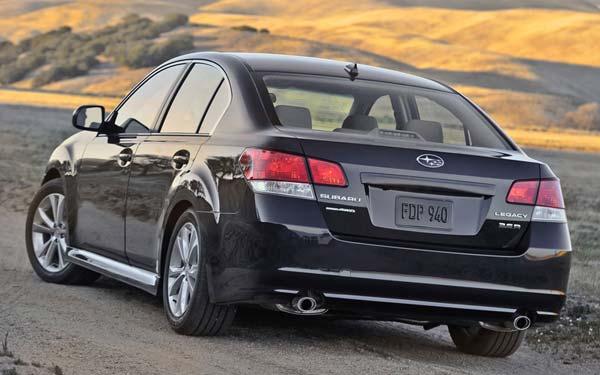 Subaru Legacy 2012-2014