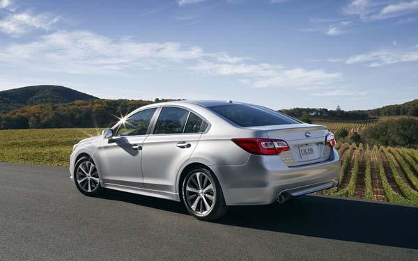 Subaru Legacy 2014-2017