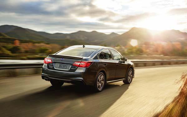 Subaru Legacy 2017-2020