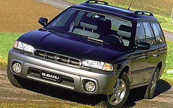 Subaru Legacy Outback 1994-1999