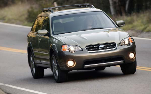 Subaru Outback 2003-2006