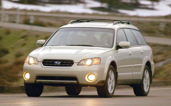 Фото Subaru Outback  (2003-2006)