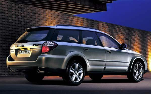 Subaru Outback 2007-2009