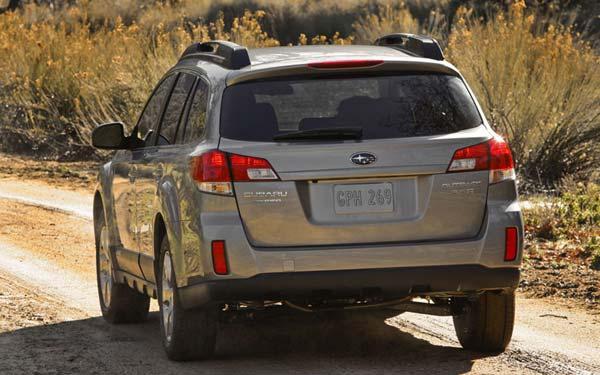 Subaru Outback 2010-2014