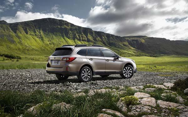Subaru Outback 2014-2017