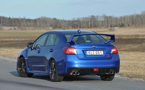 Subaru WRX STI 2014-2017