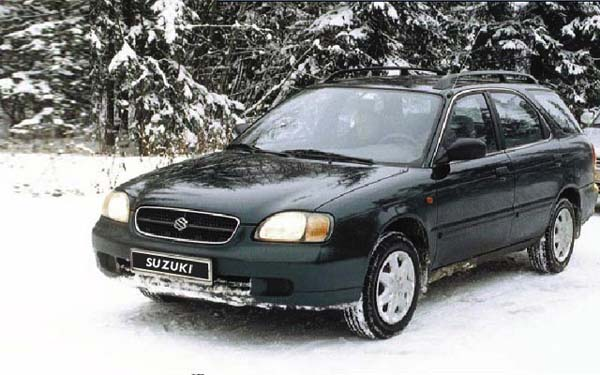 Suzuki Baleno Wagon 1998-2004