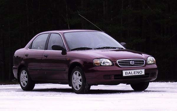 Suzuki Baleno Sedan 1998-2004