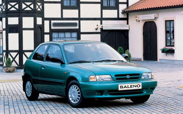 Suzuki Baleno 1998-2004