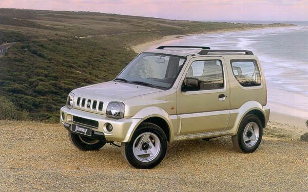 Фото Suzuki Jimny  (2000-2012)