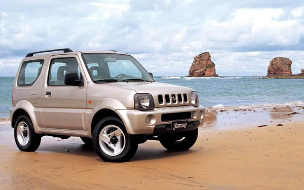 Suzuki Jimny 2000-2012