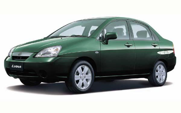 Suzuki Liana Sedan 2002-2003