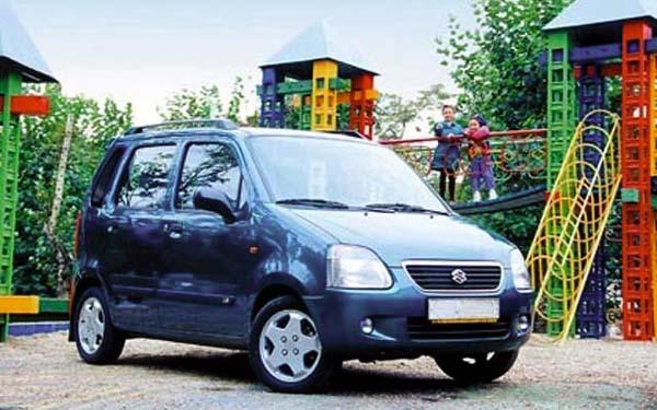 Suzuki Wagon R 2000-2007