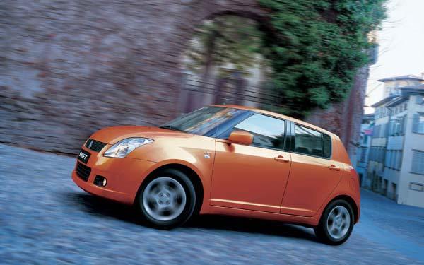 Фото Suzuki Swift  (2005-2010)