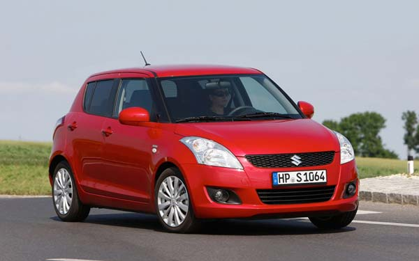 Suzuki Swift 2010-2017