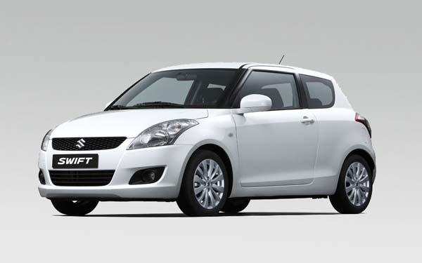 Suzuki Swift 3-Door 2010-2017