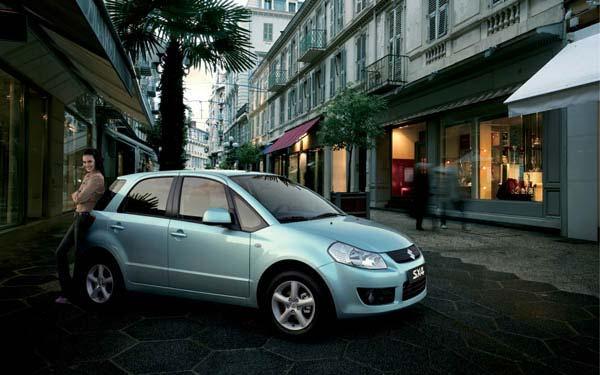 Suzuki SX4 2006-2009