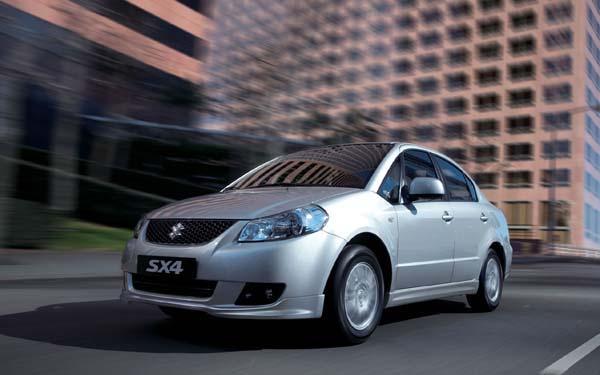 Фото Suzuki SX4 Sedan