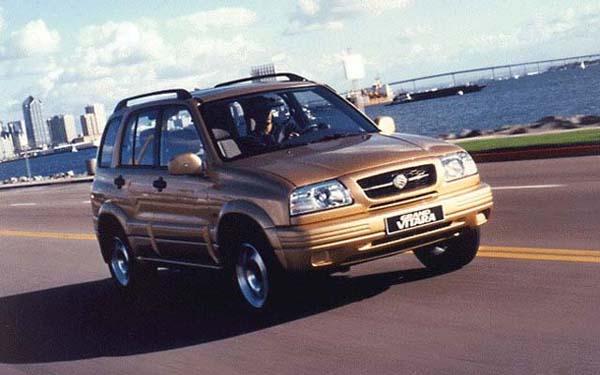 Suzuki Grand Vitara 1997-2002