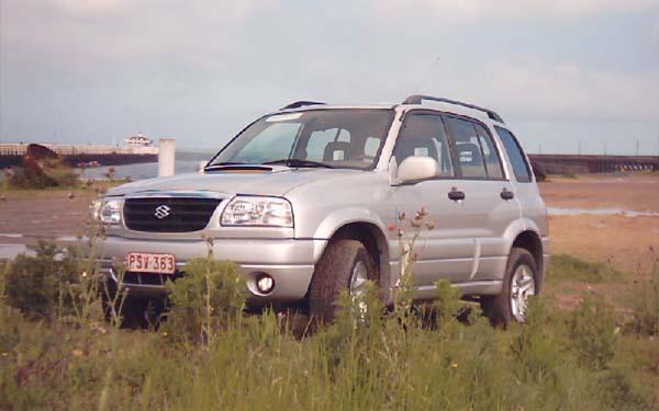 Suzuki Grand Vitara 2002-2005