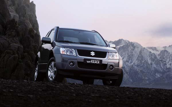 Suzuki Grand Vitara 2005-2008