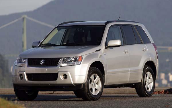 Фото Suzuki Grand Vitara  (2005-2008)