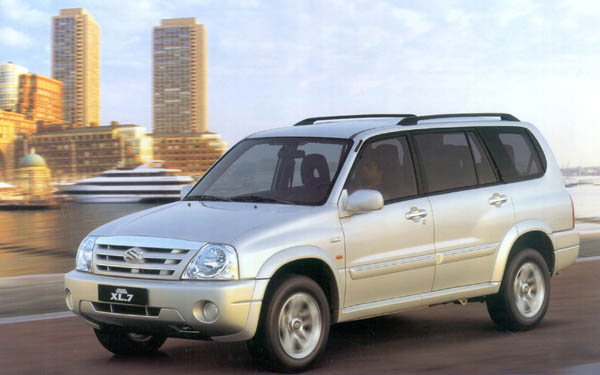 Suzuki Grand Vitara XL-7 2003-2006