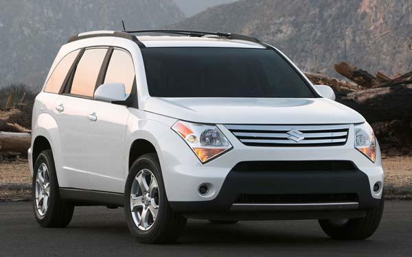 Suzuki XL-7 2007-2009